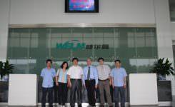上海迅达研发高级工程师 Valerio Villa 先生莅临威尔曼
