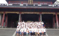 威尔曼组织员工旅游活动,推进企业文化建设
